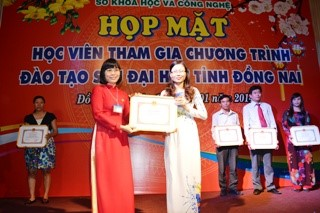 Post-graduate Training Program helps improve the quality of human resources in Dong Nai